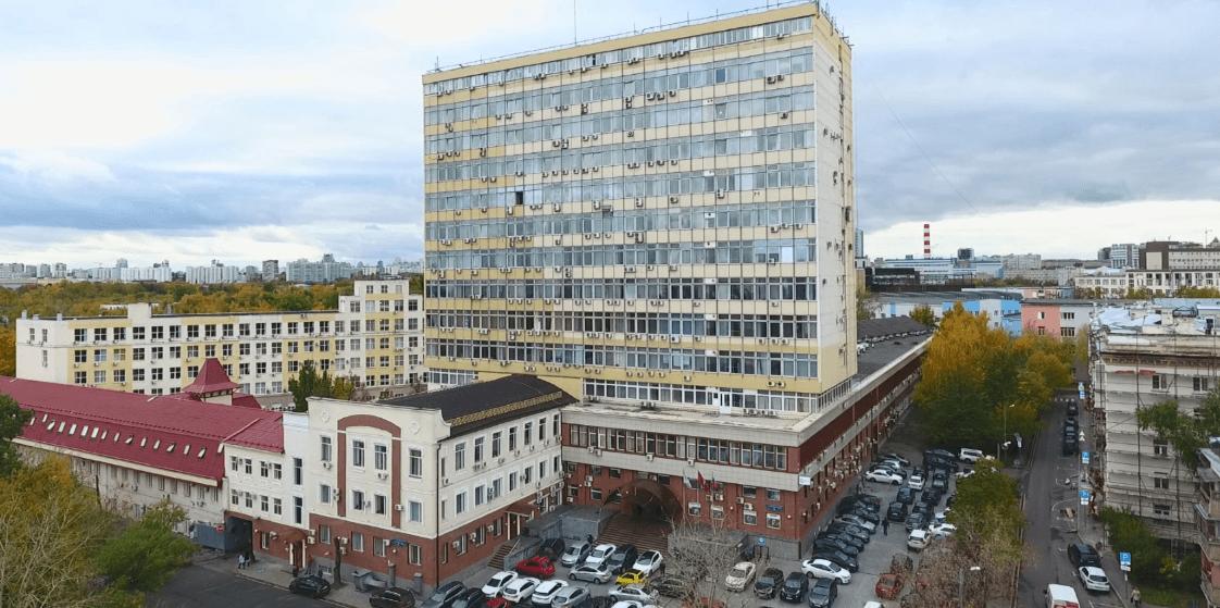 Снижение кадастровой стоимость бизнесцентра на Шаболовской