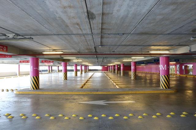 Оценка гаража паркинга