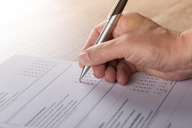 Документы для проведения оценки