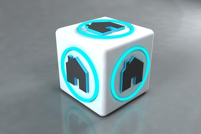 Кубик дом