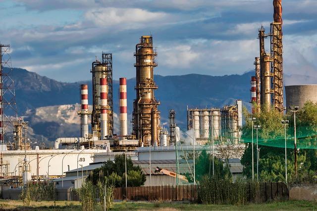Нефть и лес