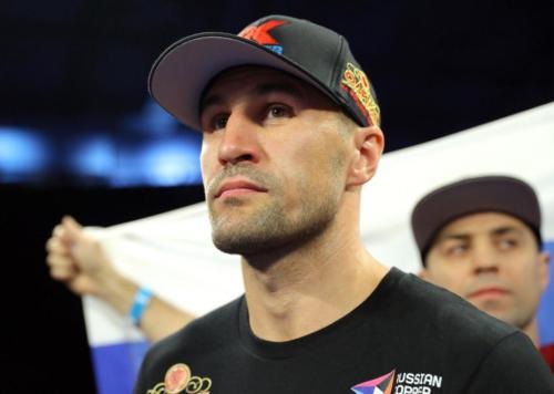 боксёр Сергей Ковалёв(фото3)